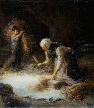 Threshing the Gleanings