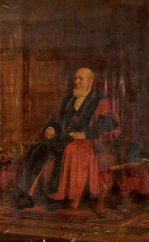 Jonathan Angus, Esq., Mayor of Newcastle (1880 & 1881)