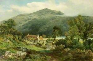 View in Borrowdale, Cumbria
