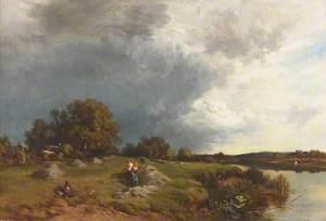 Haymaking, Sunshine and Showers