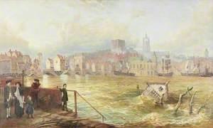 The Last of the Old Tyne Bridge