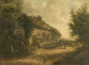 Cottages at Petersfield, Hampshire