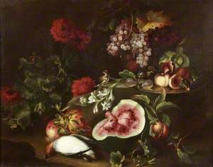 Fruit, Flowers and Birds