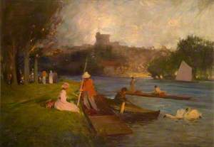 The Thames at Windsor