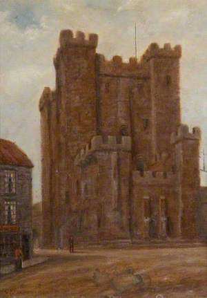Old Keep, Newcastle
