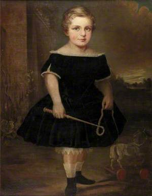 Child with a Whip