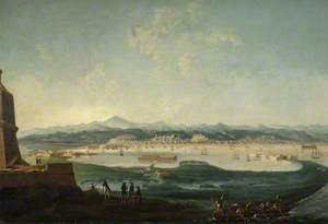 View of Messina, Sicily