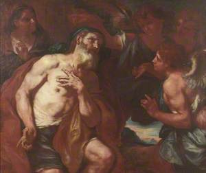 Abraham Visited by the Angels