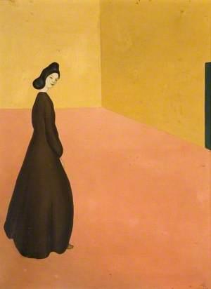 Woman in an Empty Room