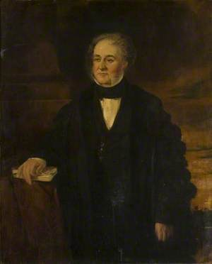 Thomas Salmon (1794–1871), First Town Clerk of South Shields Borough Corporation (1850–1871)