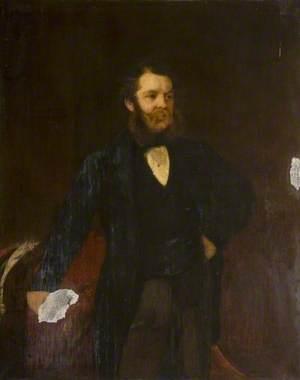 Alderman John Williamson, JP, Mayor (1858–1860 & 1868–1869)