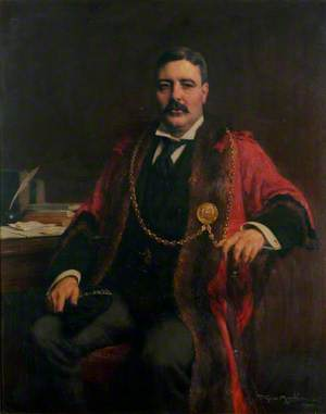 Alderman Thomas Dunn Marshall, Mayor (1898–1899)