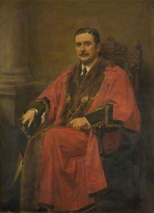 Alderman John Robert Lawson, JP, Mayor (1900–1901)
