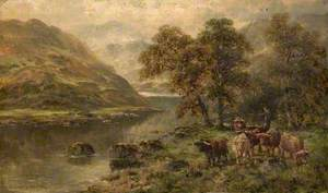The Pass of Brander, Argyll and Bute