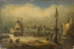 Shields Harbour, 1821