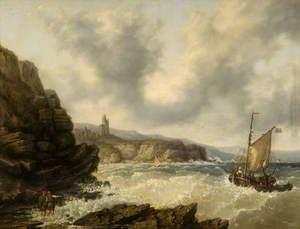 Off the Scottish Coast