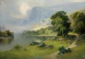 The Head of the Lake, Derwentwater, Cumbria