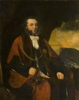 Alderman Thomas Stainton, Mayor (1855–1856)