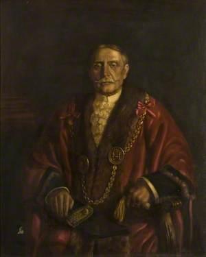 Alderman John Taylor, Mayor (1915–1916)