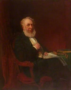 Alderman Terrot Glover (1802–1885), Mayor (1857–1858 & 1872–1874)