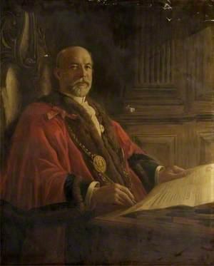 Alderman Robert Readhead, Mayor (1893–1894, 1894–1895 & 1910–1912)