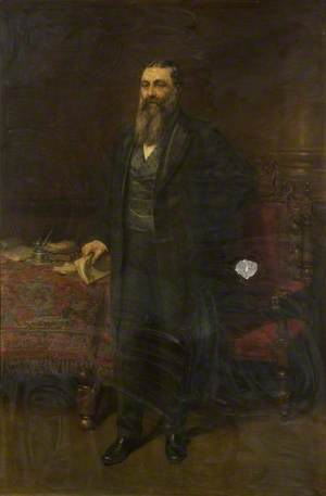 Alderman John Potts Wardle, Mayor (1882–1883)