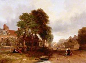 Westoe Village, South Shields