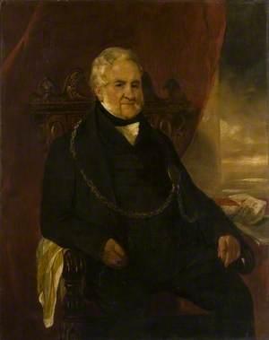 Alderman George Potts, Mayor (1852–1853)