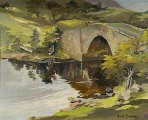 Lackagh Bridge, County Donegal, Ireland