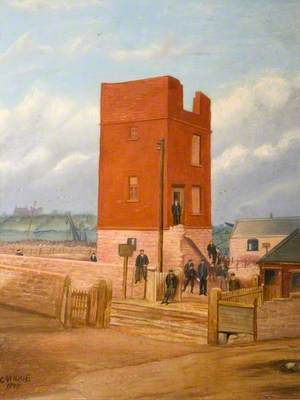 The Tower at Doxford's Crossing, Pallion, Sunderland