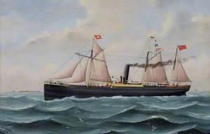 Steamship 'German Emperor'