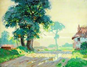 Sunshine after Rain, Clymping, Sussex