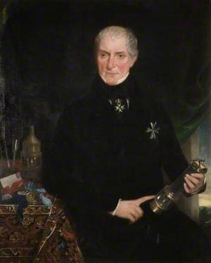 Dr William Reid Clanny (1776–1850)