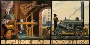 Beam Engine 1712/Locomotive 1825