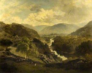 Borrowdale, Cumbria