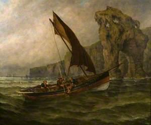 'Sea-Coopering' Fishing Up Christmas Cheer