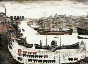 Dockside, Sunderland