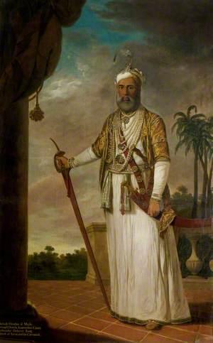 Muhammad Ali Khan (1717/1718–1795), Nawab of Arcot