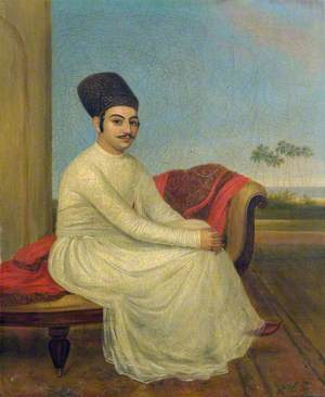 Ardaseer Bomanjee, Parsee Merchant of Bombay