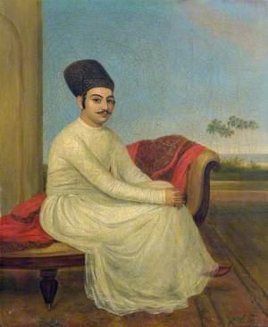 Ardaseer Bomanjee, Parsee Merchant of Bombay