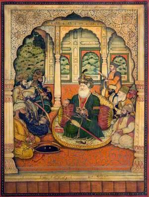 Nawab Mohammad Bahawal Khan of Daudputra