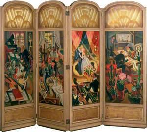 Allegories of the Arts