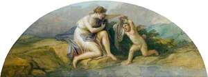 Venus and Cupid