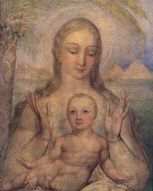 The Virgin and Child in Egypt