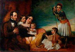 The Family of Alexander Constantine Ionides