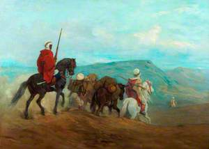 Arab Horse Soldiers