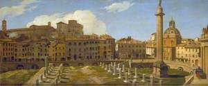 The Trajan Forum, Rome