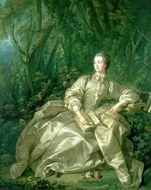 Madame de Pompadour (1721–1764), Mistress of Louis XV
