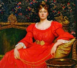 Mrs Luke Ionides (1848–1928)