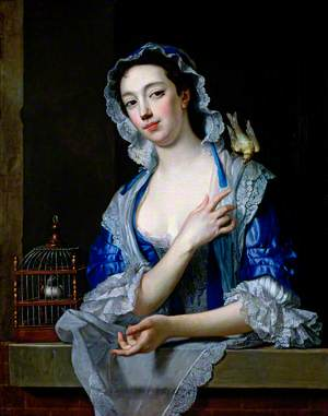 Margaret 'Peg' Woffington (c.1720–1760), Actress